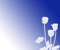 Fantasie-Schattenbild-Hintergrund Stockbilder