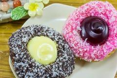 Fantasiedonut (Donut) Lizenzfreies Stockfoto
