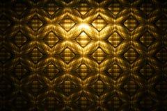 Fantasiefractal textuur Royalty-vrije Stock Afbeelding