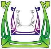 Fantasigränsbeståndsdel Royaltyfri Fotografi
