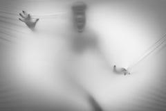 Fantasma Fotografía de archivo libre de regalías