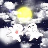Fantasma Immagine Stock