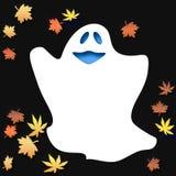 Fantasma amichevole di Halloween fotografia stock libera da diritti