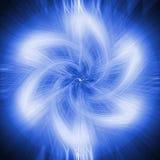 Fantasma azul Fotografia de Stock Royalty Free