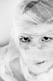 Fantasma bianco Fotografia Stock Libera da Diritti