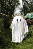 Fantasma branco Fotografia de Stock Royalty Free