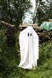 Fantasma branco imagem de stock royalty free