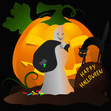 Fantasma de Halloween Libre Illustration