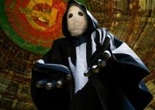 Fantasma del comunista más allá Foto de archivo libre de regalías