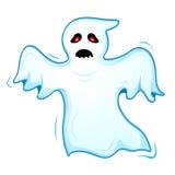 Fantasma del vuelo Foto de archivo libre de regalías