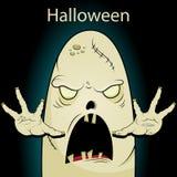 Fantasma di Halloween Fotografia Stock Libera da Diritti