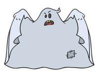 Fantasma 003 di Halloween Illustrazione Vettoriale