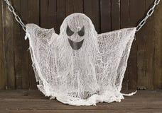 Fantasma en la madera Imágenes de archivo libres de regalías