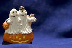 Fantasma feliz Imágenes de archivo libres de regalías