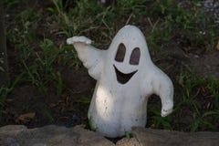 Fantasma feliz de víspera de Todos los Santos Fotografía de archivo libre de regalías