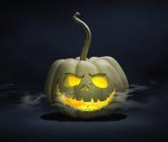 Fantasma Jack-o-latern foto de archivo libre de regalías