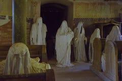 Fantasma in Lukova immagini stock libere da diritti