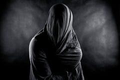 Fantasma nello scuro fotografia stock libera da diritti