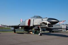 Fantasma turco II da força aérea F-4 Imagens de Stock