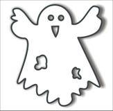 Fantasma, vetor Fotografia de Stock