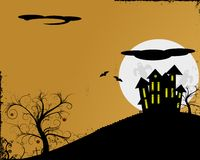 Fantasmagorique illustration stock