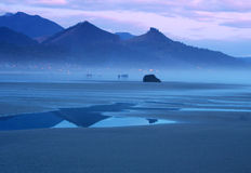 Fantasmas de la playa Foto de archivo
