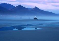 Fantasmi della spiaggia Fotografia Stock