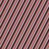 Fantastic abstract powerful stripe design Royalty Free Stock Photos