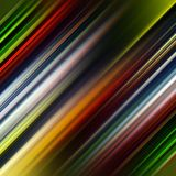 Fantastic abstract stripe background design Stock Image
