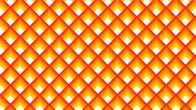 A fantastic background for a group of gradient squares in colors between orange,yellow color and white color,harmonious overlappin Royalty Free Stock Photo