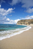 Fantastic Calabria coast in Italy Royalty Free Stock Photos