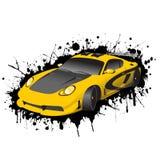 Fantastic Car Series Stock Images