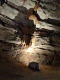 Fantastic Caverns in Springfield, Missoui stock photography