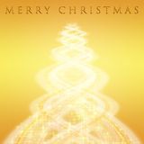 Fantastic Christmas design stock images
