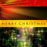 Fantastic Christmas design royalty free stock image