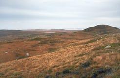 Fantastic colored scottish landscape Stock Photography