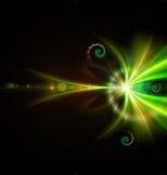 Fantastic colorful backgrouns Stock Photo