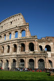 Fantastic Colosseum in Rome Royalty Free Stock Image
