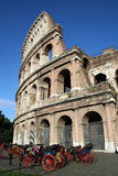 Fantastic Colosseum in Rome Stock Image