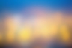 Fantastic cozy blur abstract background, light effect Stock Images
