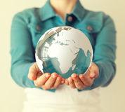 Fantastic earth Royalty Free Stock Photography