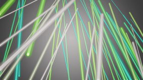 Fantastic eco animation with moving stripe background design, loop HD 1080p stock footage