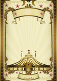 Fantastic entertainment circus Stock Photography