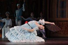 FANTASTIC FLAMENCO DANCER Stock Photo