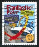 Fantastic Four Royalty Free Stock Photos