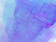 Fantastic fractal design Royalty Free Stock Photo