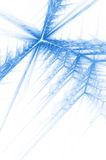 Fantastic ice crystal Stock Photography