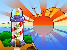 Free Fantastic Lighthouse Stock Image - 9864981