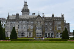 Fantastic Look at Adare Manor in Ireland Stock Photos