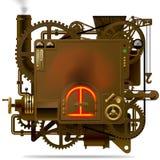 Fantastic machine Royalty Free Stock Image